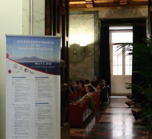 Congrès EUCARPIA sur la tomate